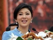 Primera ministra tailandesa asistirá a cumbre ASEAN-Japón