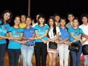 Comparten cultura jóvenes vietnamitas de ultramar en Da Nang