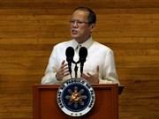 Presidente filipino presenta presupuesto al Parlamento
