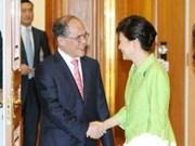 Vietnam y Sudcorea fomentan cooperación integral