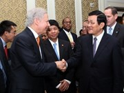 Concluye presidente vietnamita visita a Estados Unidos