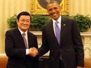Visita mandatario a EE.UU. confirma independencia de Vietnam