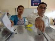 Frente opositor cambodiano pide investigar comicios