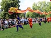Organizan festival cultural vietnamita en Alemania
