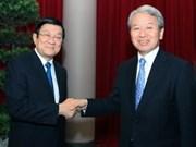 Vietnam, firme en buscar mayor cooperación de Japón