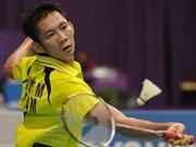 Badmintonistas vietnamitas a cuartos de final del torneo de Taiwán