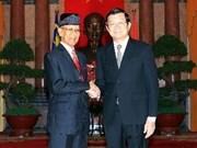 Vietnam y Malasia estrechan colaboración