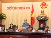 Comité Ejecutivo del Parlamento inaugura sesiones