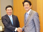 Ratifican voluntad de fortalecer nexos Vietnam-Japón