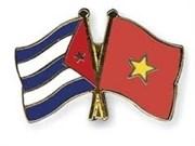 Vietnam robustece colaboración con Cuba
