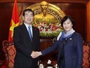 Vietnam solicita asistencia japonesa en desarrollo de recursos humanos