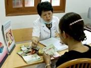 Asistencia nutricional a víctimas de SIDA