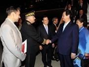 Premier vietnamita visita Francia