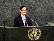 Vietnam dispuesto a contribuir más a ONU