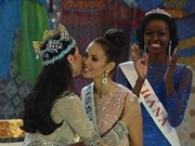 Bella filipina gana Miss Mundo 2013