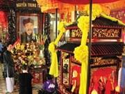 Conmemoran a caída de héroe anticolonialista
