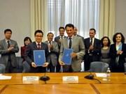 Promueven Vietnam e Italia colaboración científica