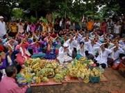 Festival de etnia Cham reúne miles de personas
