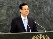Prensas extranjeras elogian discurso del premier vietnamita ante ONU