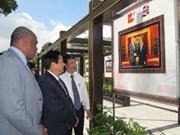 Exposición conmemora vínculos Vietnam-Reino Unido