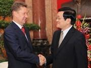 Vietnam y Rusia impulsan cooperación petrolera