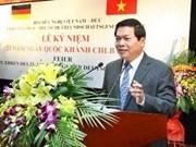 Conmemoran Día de Unidad Alemana en Hanoi