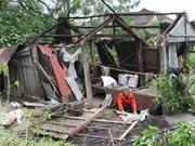 Más asistencias para victimas del tifón Wutip