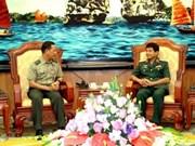 Ejércitos de Vietnam y Filipinas robustecen vínculos bilaterales