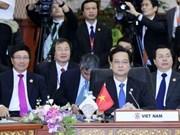 Culmina Cumbre de la ASEAN