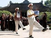 Abundan homenajes póstumos al general Vo Nguyen Giap