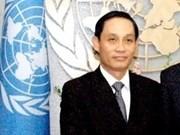 Vietnam aportará a elaboración de agenda de la ONU