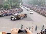 Hanoi despide al legendario general Vo Nguyen Giap