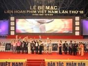 Palmarés de XVIII Festival de Cine vietnamita