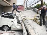Vietnam envía condolencias a Filipinas por pérdidas de sismo