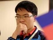 Ocupa Quang Liem tercer lugar en torneo de ajedrez en EE.UU.