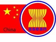 Promueven cooperación comercial ASEAN - China