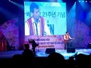 Gala artística alivia nostalgia de vietnamitas en Sudcorea