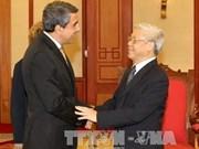 Vietnam interesado en impulsar cooperación con Bulgaria
