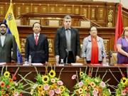 Fundan Grupo Parlamentario de Amistad Venezuela-Vietnam
