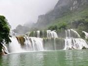 Aprobado plan sobre desarrollo turístico en cascada Ban Gioc