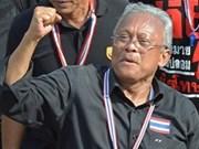 Corte de Tailandia emite nueva orden de arresto a líder opositor