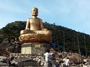 Homenajean al rey Tran Nhan Tong, fundador de secta budista Truc Lam