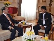 Similitud de valores, base de relaciones Vietnam-Bolivia