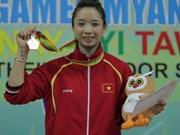 SEA Games 27: wushuista conquista primer oro para Vietnam