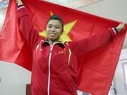SEA Games 27: segundo oro para wushu Vietnam