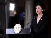 Participará Yingluck Shinawatra en elecciones generales
