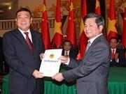 Provincias vietnamitas y chinas fortalecen cooperación comercial