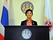 Primera ministra de Tailandia rechaza dimitir y pide fin de protestas