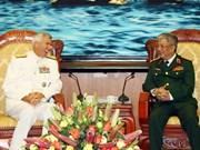 Visita Vietnam jefe de las fuerzas de Estados Unidos en Asia-Pacífico
