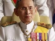 Rey tailandés aprueba disolución de Parlamento